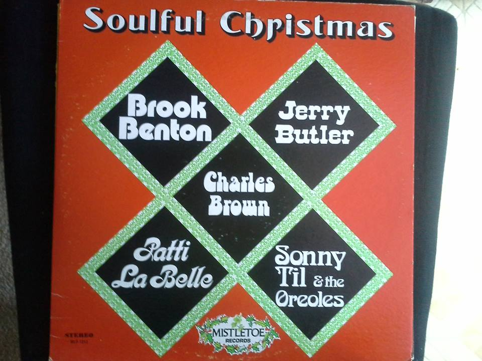 soulful christmas mistletoe records