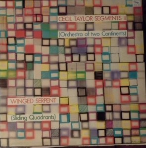 Cecil Taylor- Segments II/Orchestra of two continents- Soul Note Records-1985