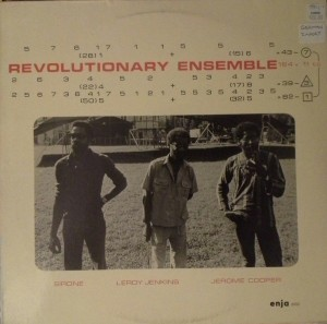 Revolutionary Ensemble - Enja Records 1977