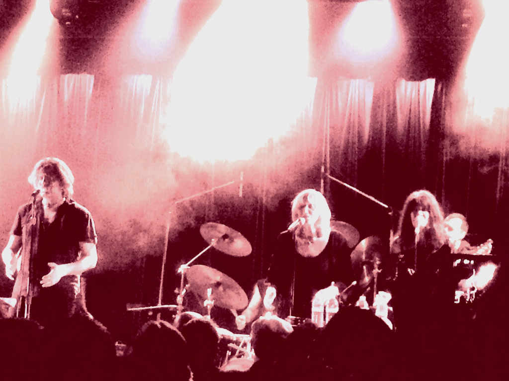 The Endless Tour featuring Magma performing at Slim's on 4/8/15