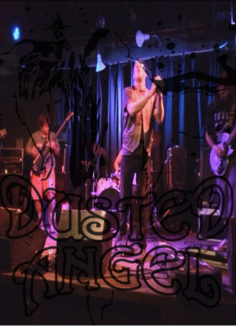 Dusted Angel performing at Catalyst Clun in Santa Cruz 7/14/2015