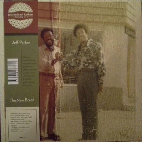 Jeff Parker- The New Breed