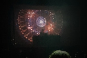 FlyLo performing at the Brainfeeder Records concert