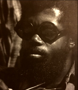 Joe McPhee Solos Album photo by Ken Brunton