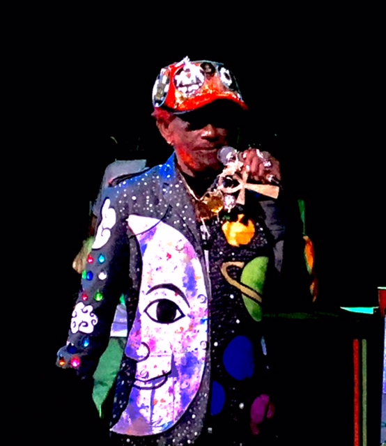 "Lee 'Scratch"" Perry at the Catalyst Club on 6.19.17"