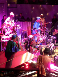 8.6.17 The Sun Ra Arkestra performing their fourth night in SF